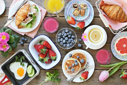 Celebrate Mother's Day weekend at Moms & Mimosas on May 11, 2019, at Dr. AJ Chandler Park in Chandler.