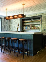 Butterfield, a restaurant that showcases local Hudson Valley fare, is in the   swank 20-room Hasbrouck House, a boutique hotel in Stone Ridge.