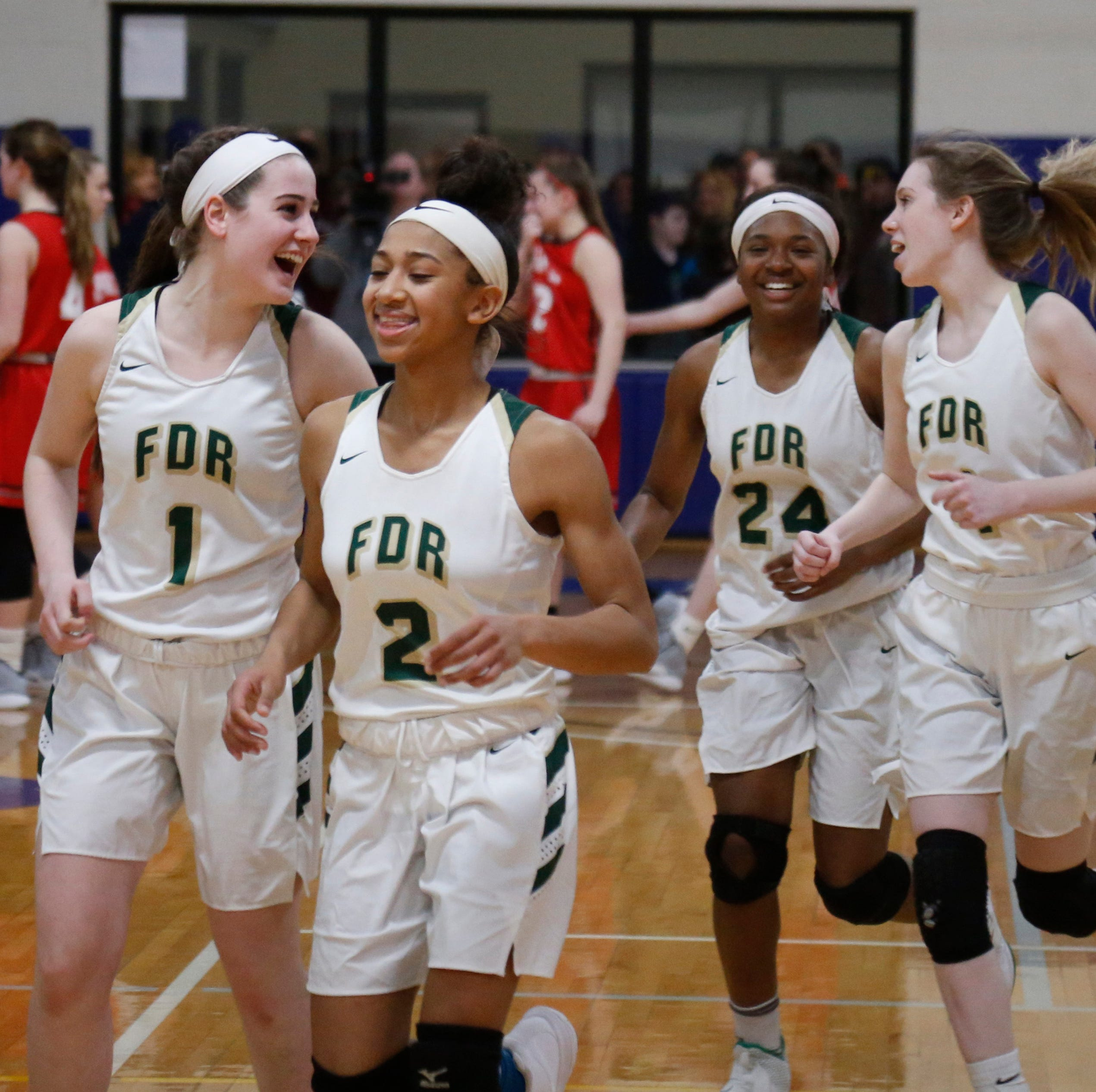 'Energetic' FDR pushes past Tappan Zee, regional final next