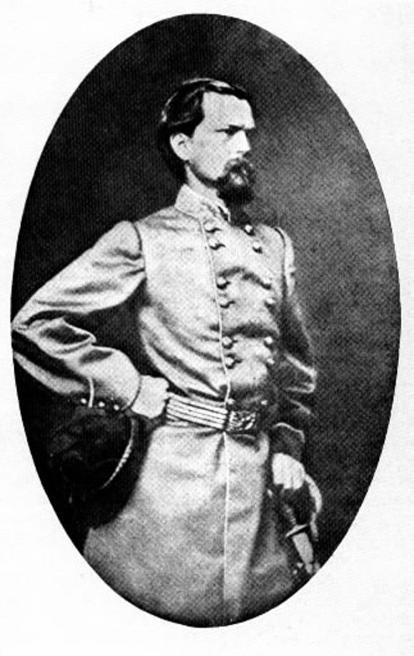 Confederate General John B. Gordon