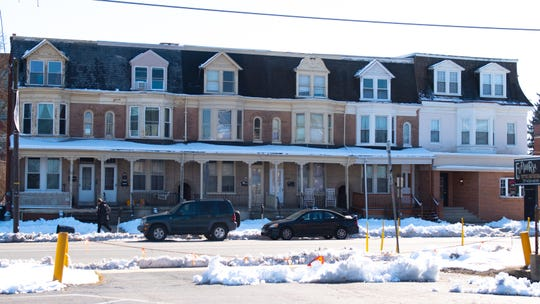 "Charles Benjamin, 72,  Janay Fountain, 26, and their seven children lived in a house on West Market Street in West York. Matt Millsaps, chief of the West York Borough Police Department, has described the home as a ""house of horrors.'"