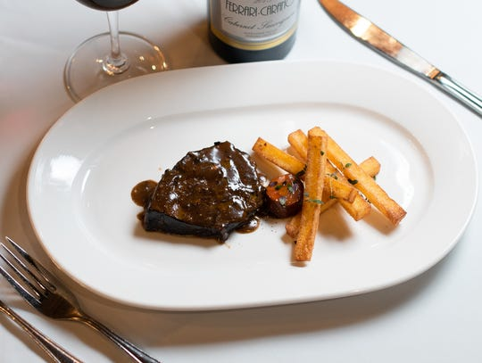 Beef braised in 2015 Ferrari-Carano cabernet sauvignon is being paired with the wine at the March 21 Ferrari-Carano wine dinner at La Strada in the Eldorado.