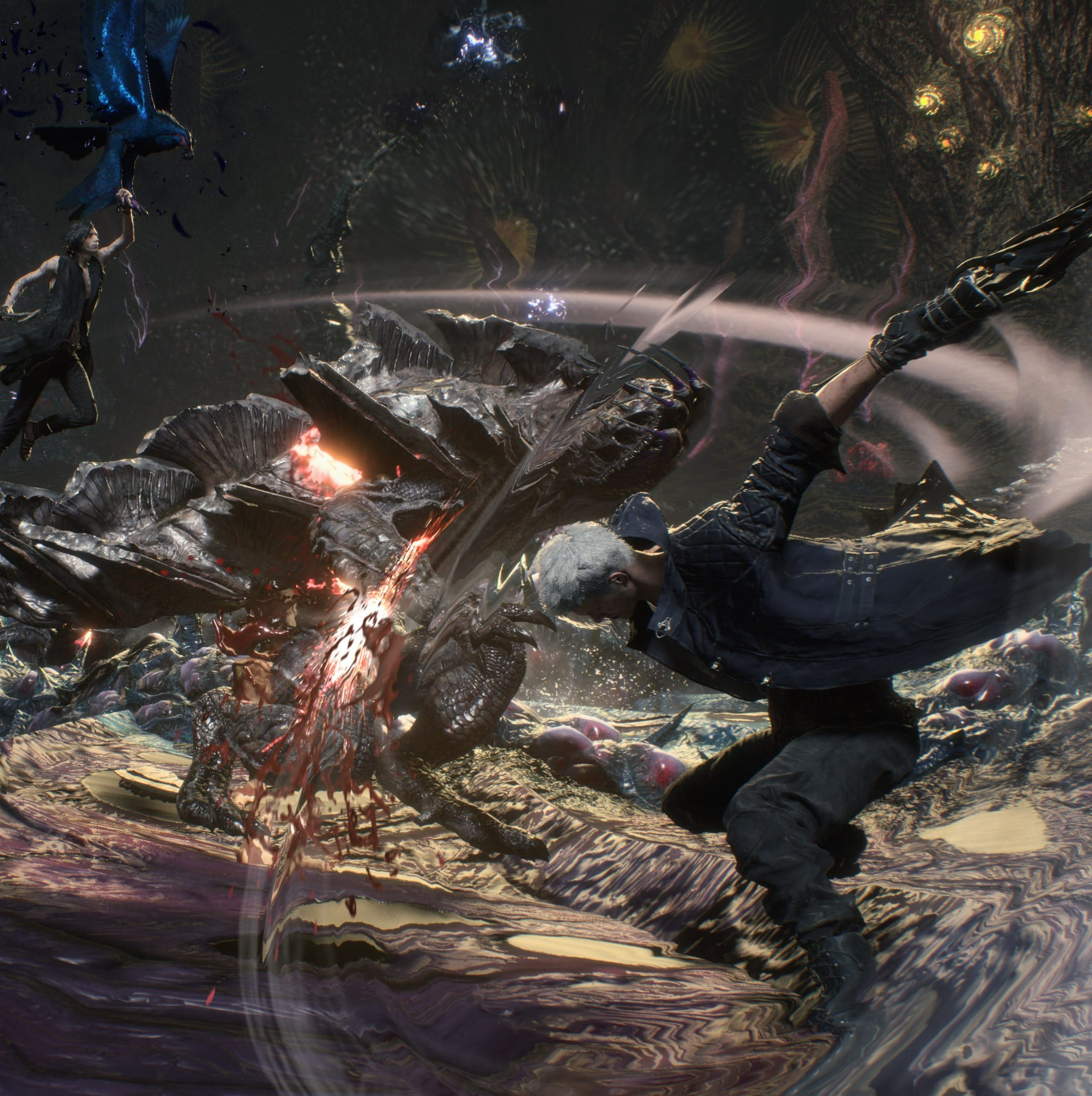 Cheer up, crew cut: Devil May Cry 5 review | Technobubble