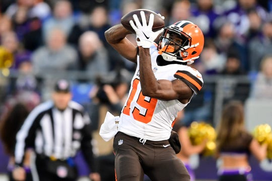Former first-round draft pick Breshad Perriman will hit free agency looking to resurrect his career.