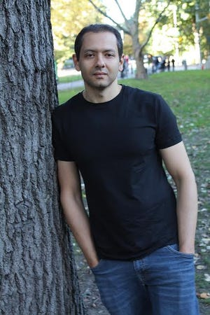 """Omar El Akkad, author of 'American War,' Writers & Books """"Rochester Reads"""" selection."""