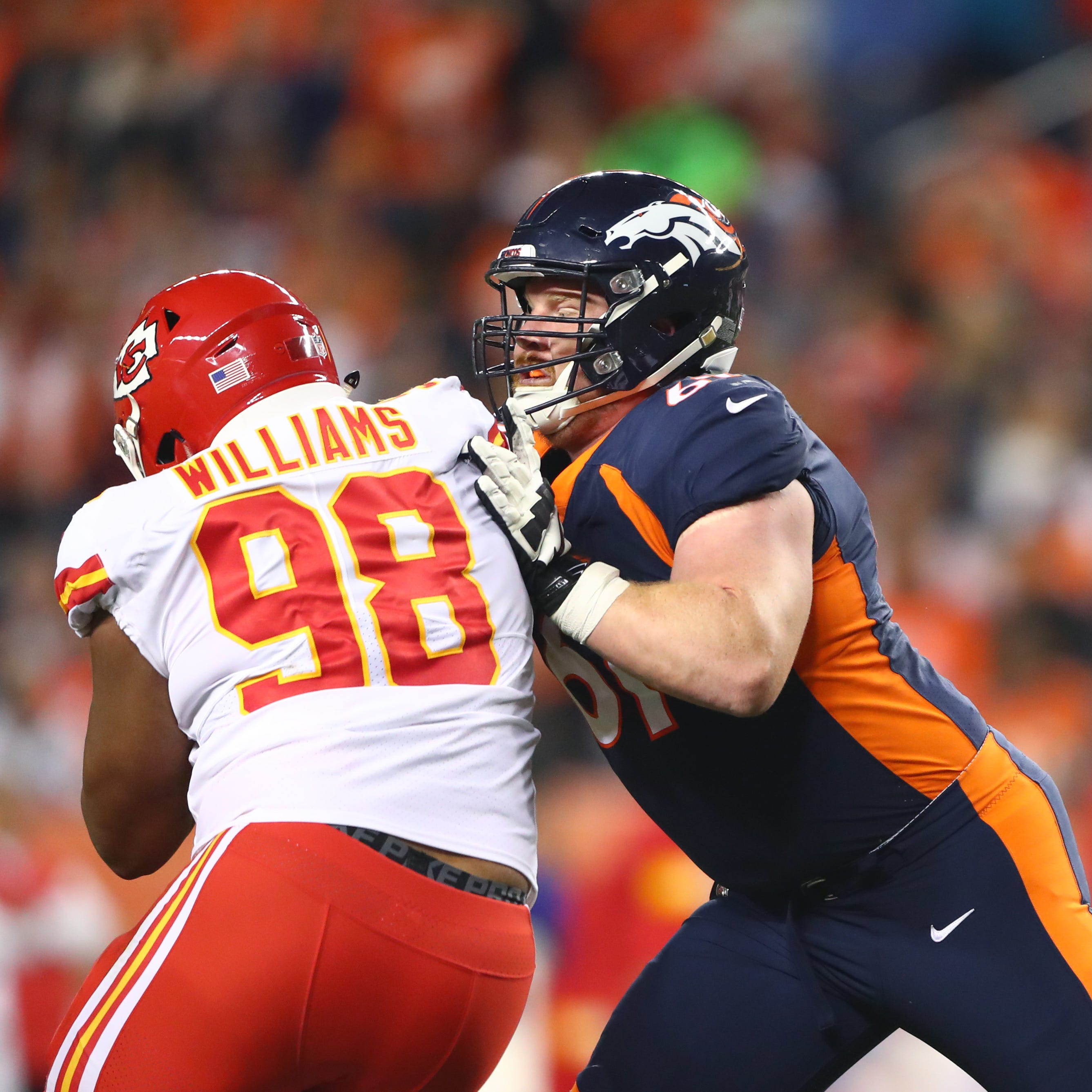 NFL free agency: 8 offensive linemen the Buffalo Bills may consider signing