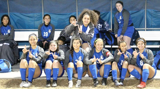 The Lake View Maidens soccer team accomplished a lot of great things in 2019, including winning the District 4-4A championship and advancing to the regional quarterfinals. They lost to Canyon High 2-1 Saturday.