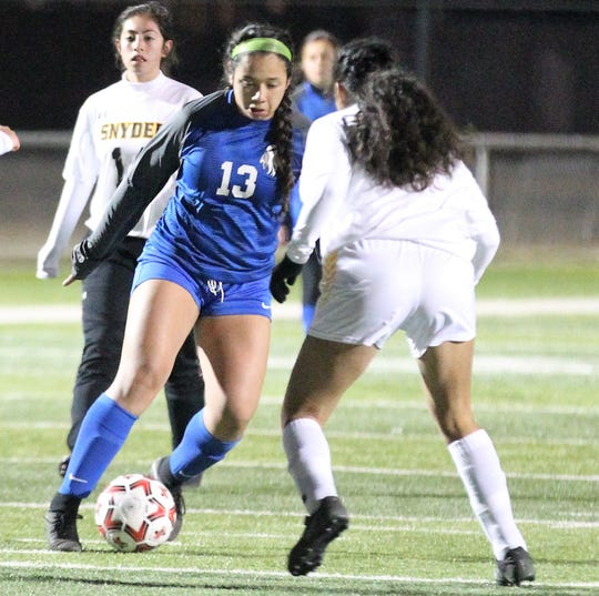 Lake View's Mallory Govea was one of 11 seniors on the 2019 team that reached the Class 4A regional quarterfinals.