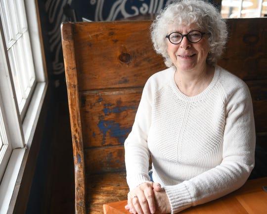 Retired Stephen Decatur Teacher Gwen Lehman.