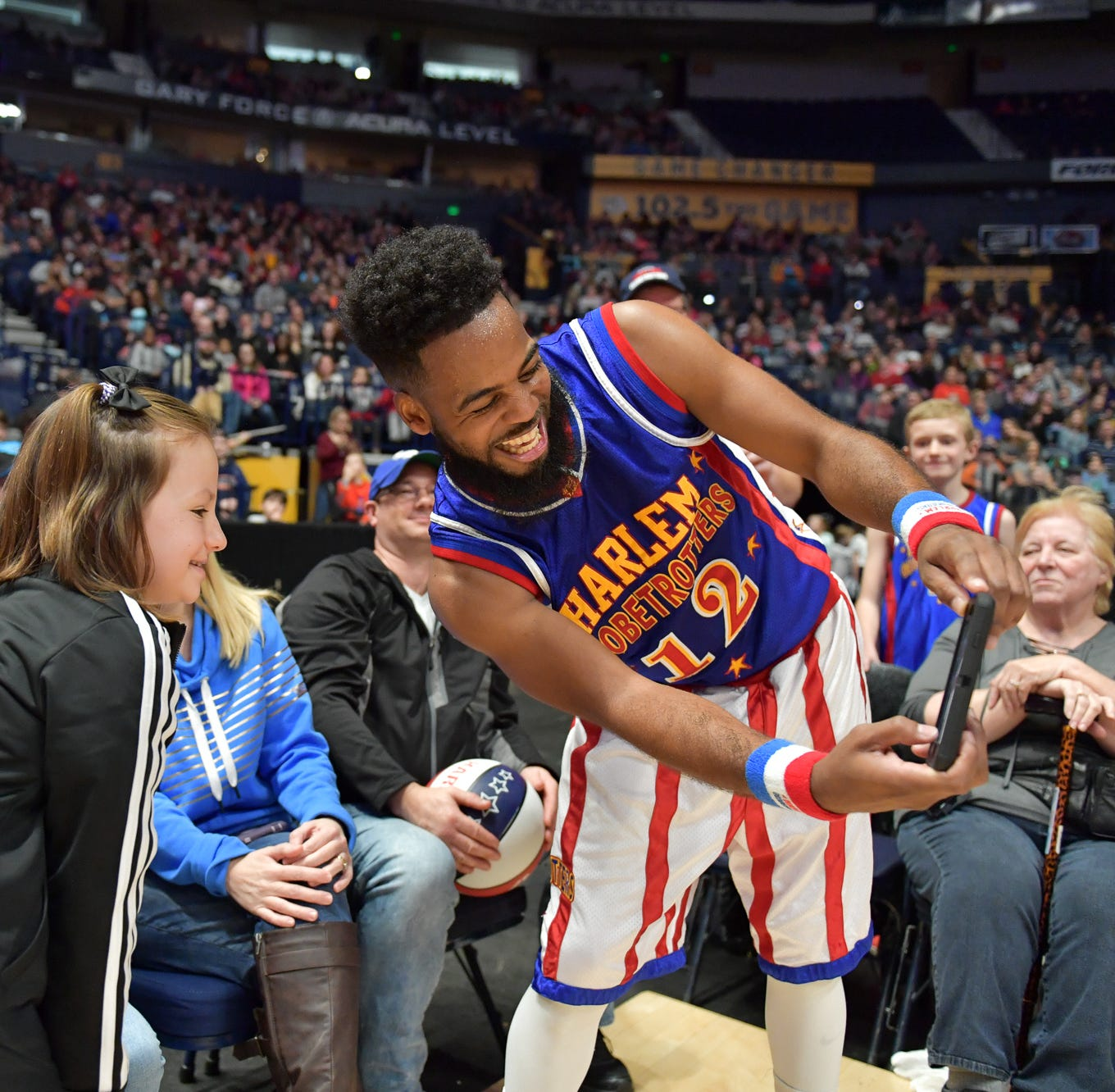Harlem Globetrotters to spring into action in Salisbury