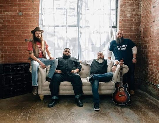 Black Dog Friday from Dallas will perform at the Railroad Festival in Ruston on April 13.