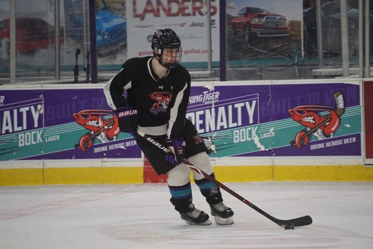 Will Kutch, who began his hockey career with the Junior Mudbugs more than a decade ago, is a prospect for the Shreveport Mudbugs' 2019-20 roster.