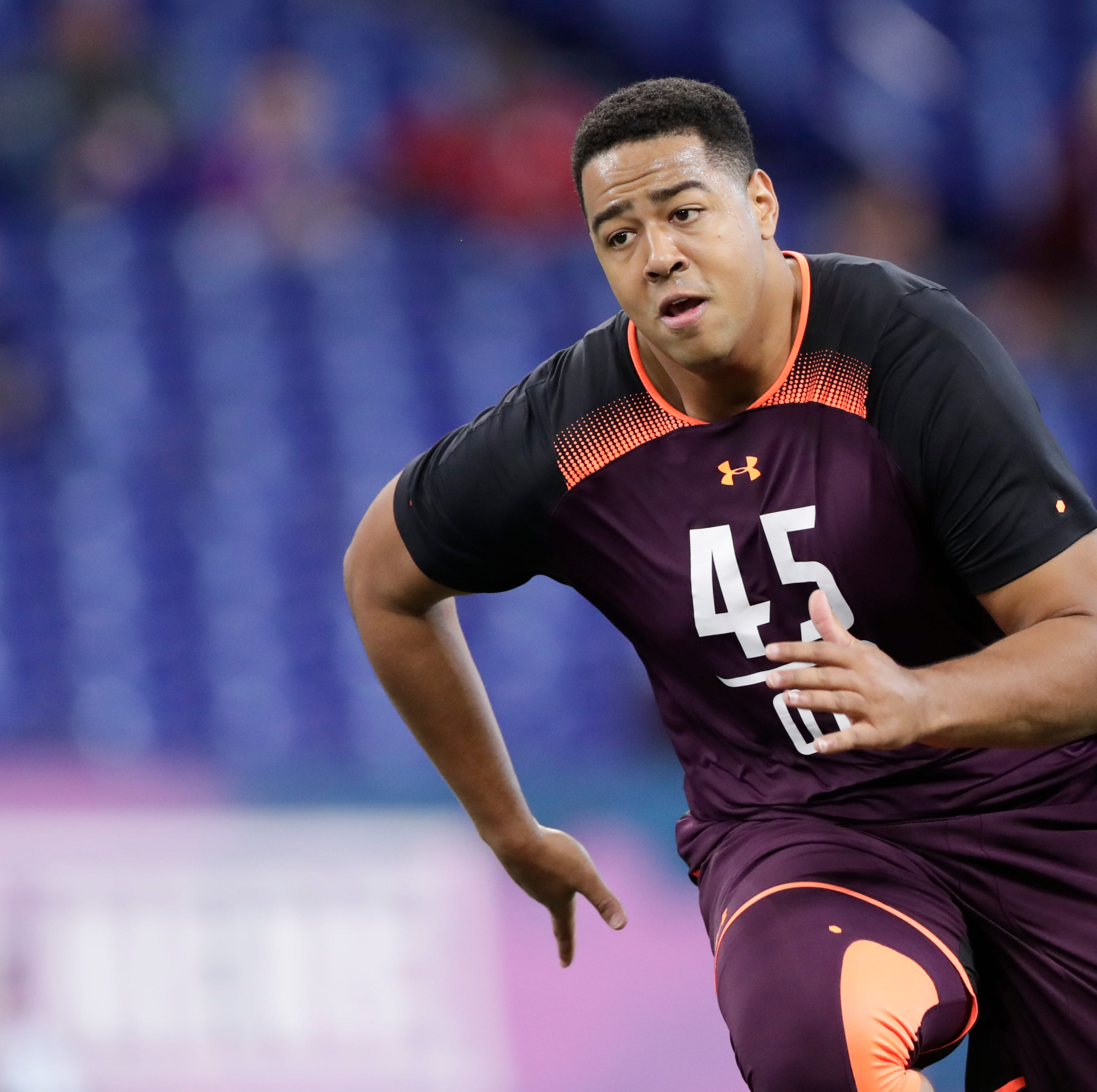 Trey Pipkins: 4 things to know on 2019 NFL Draft prospect, Sioux Falls tackle