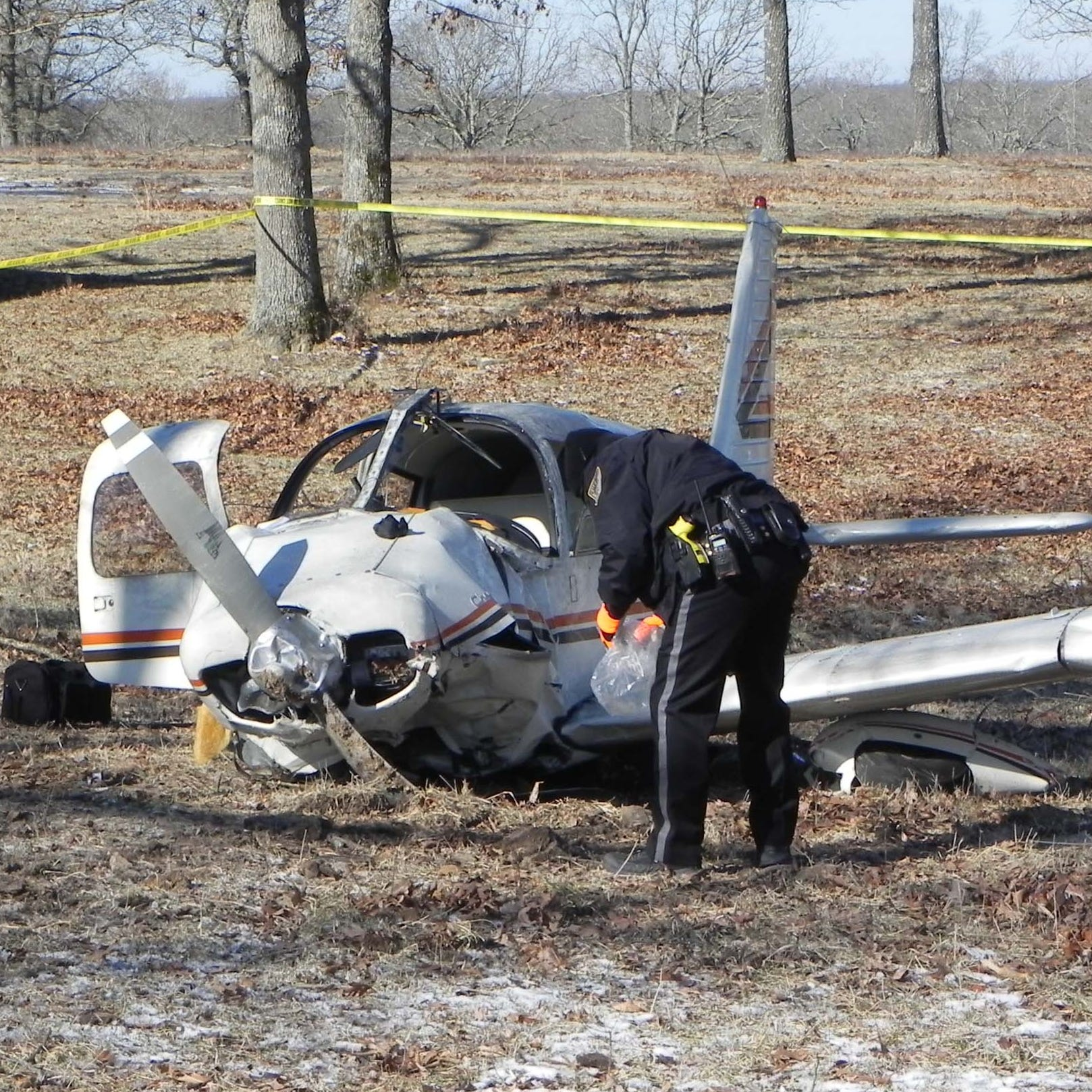 Springfield lawyer dies after single-engine airplane crashes in Texas County