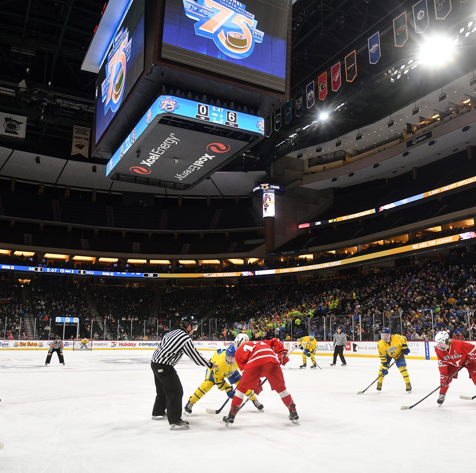Hockey announcer apologizes for lynching comment