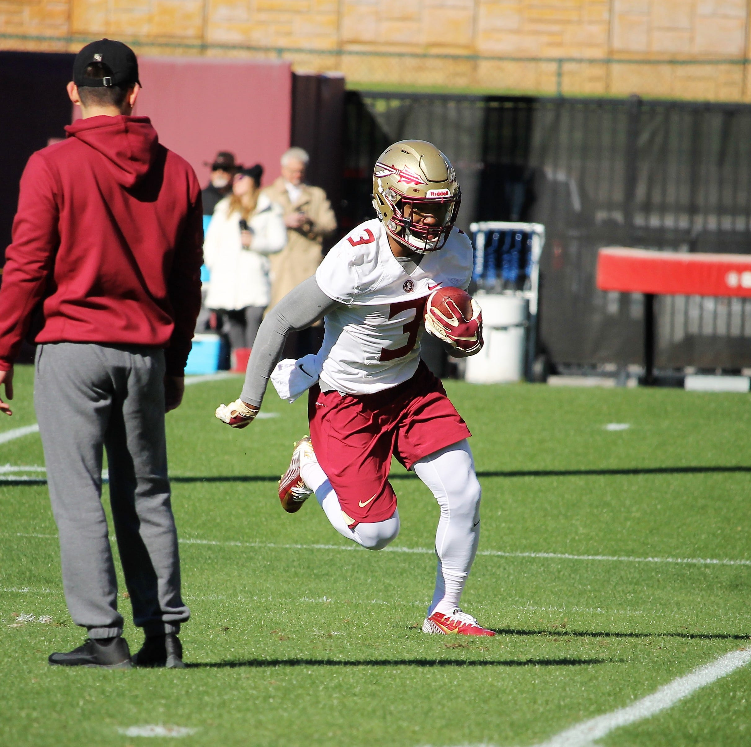 Florida State releases spring game rosters