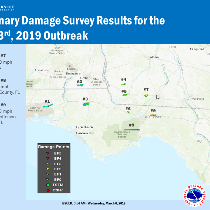 The science behind the tornado outbreak that broke records in the Big Bend | WeatherTiger