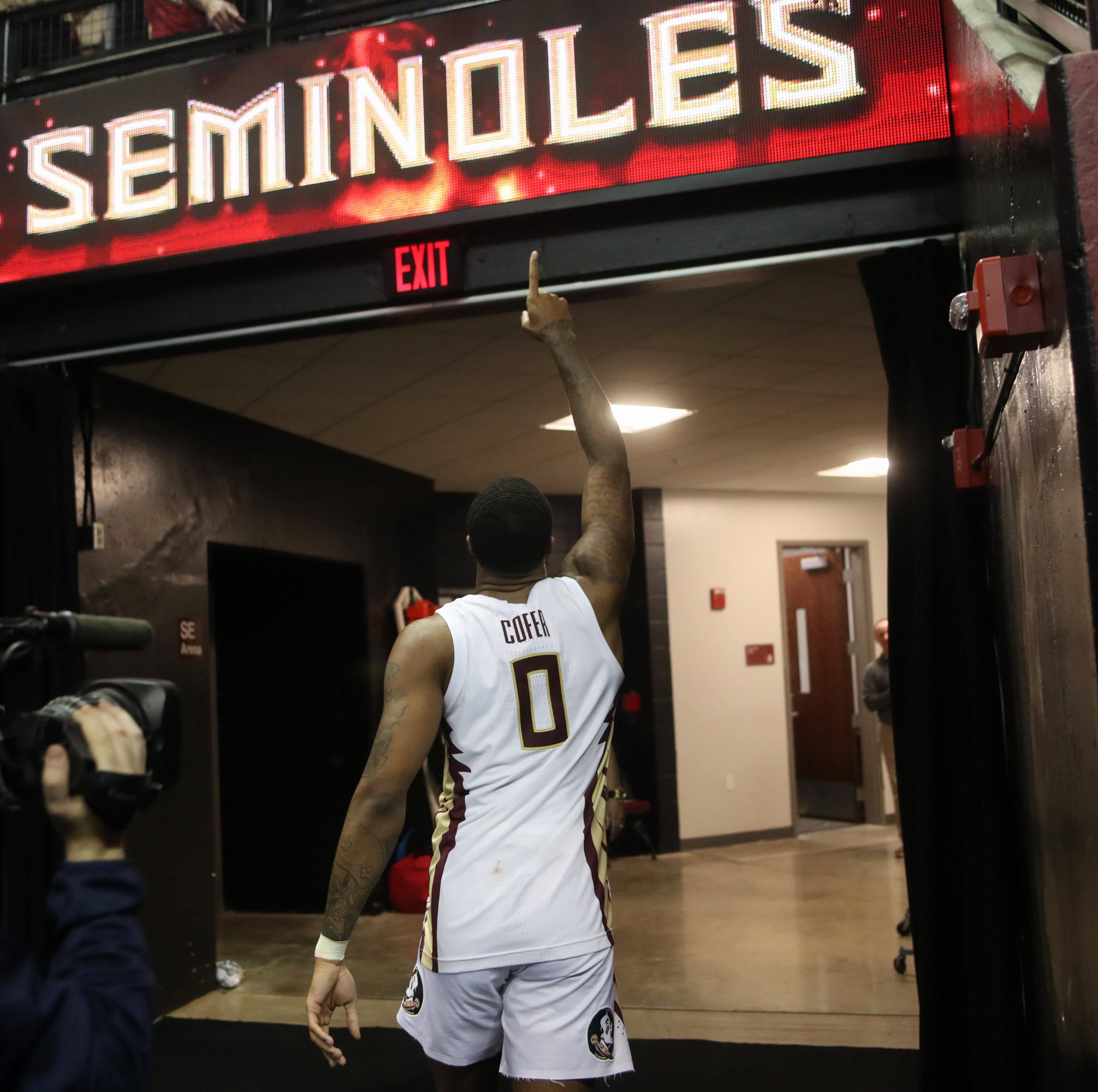 Florida State forward Phil Cofer staying with Seminoles as team rallies around him