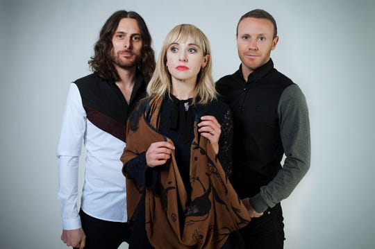 The Joy Formidable plays songs from its latest album Monday at The Wilbury,
