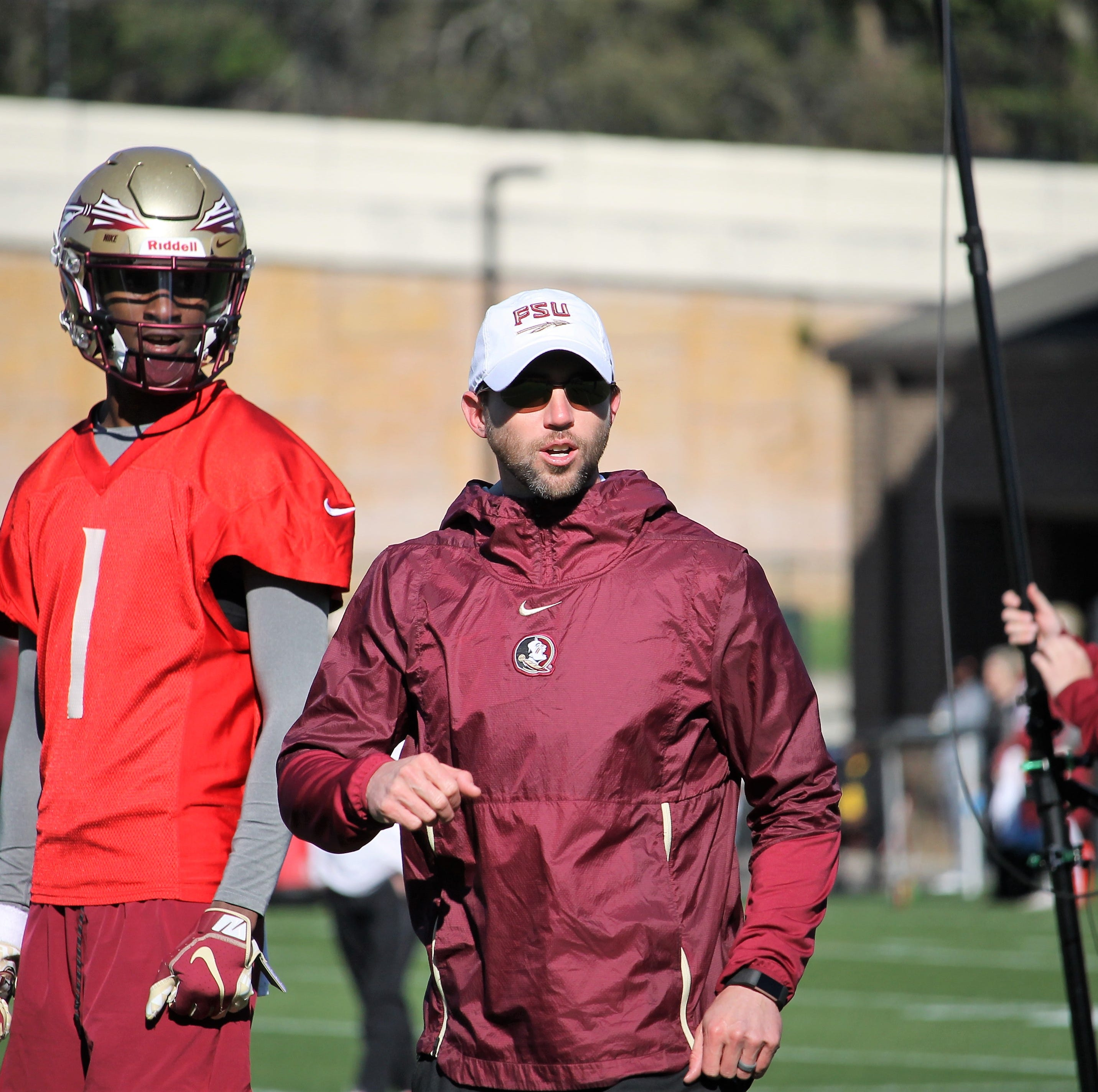 Florida State offense running faster in Willie Taggart's second year