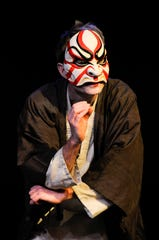 """David Gaines presents the Tallahassee premiere of  """"7(X1) Samurai"""" on Tuesday."""