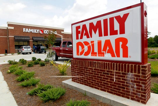 Dollar Tree is closing up to 390 Family Dollar stores this year and rebranding about 200 others under the Dollar Tree name.