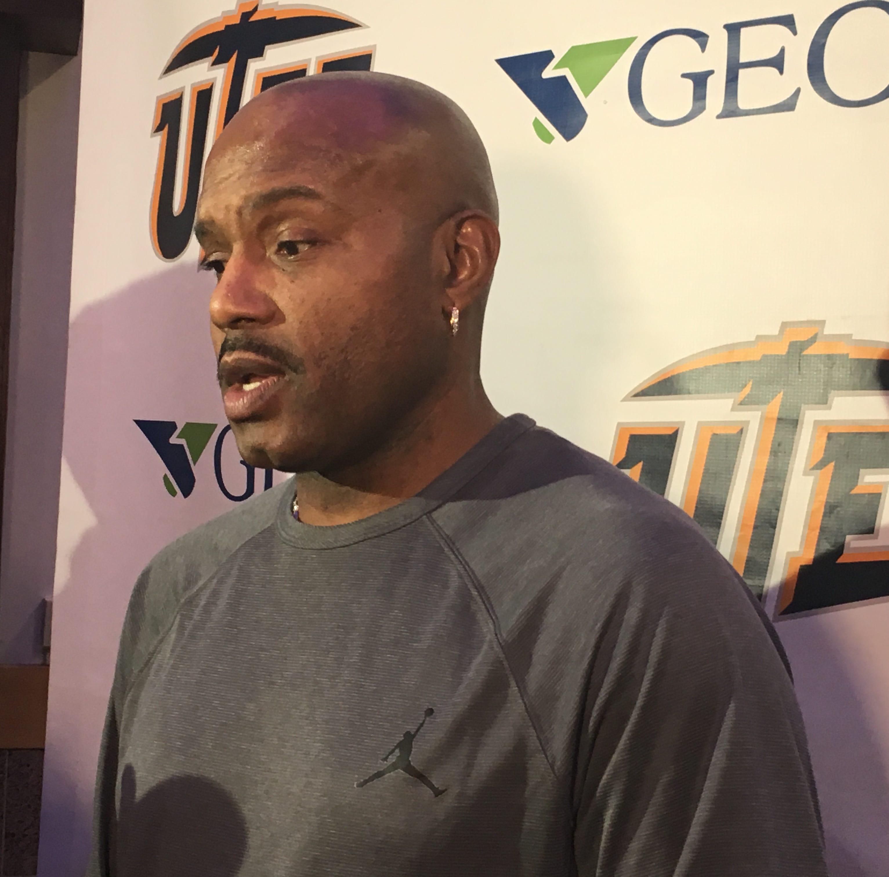Mr. 'UTEP two-step' Tim Hardaway makes return to El Paso