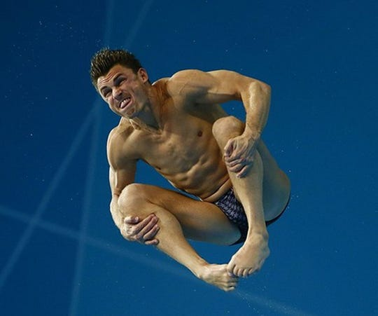 Buena High graduate Troy Dumais represented the United States in four Olympics, winning a bronze medal in 2012.
