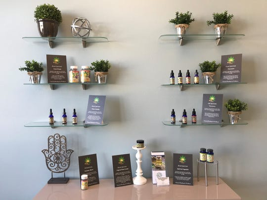 Your CBD sells a variety of products. The most common are water solubles and vape tinctures.
