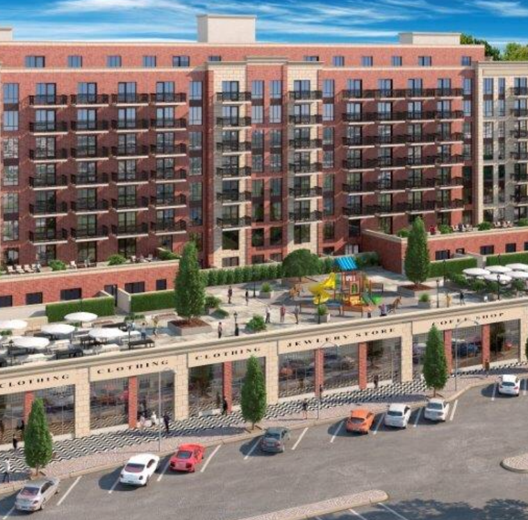 Peekskill: 181 new apartments will rise downtown in the One Park Place development