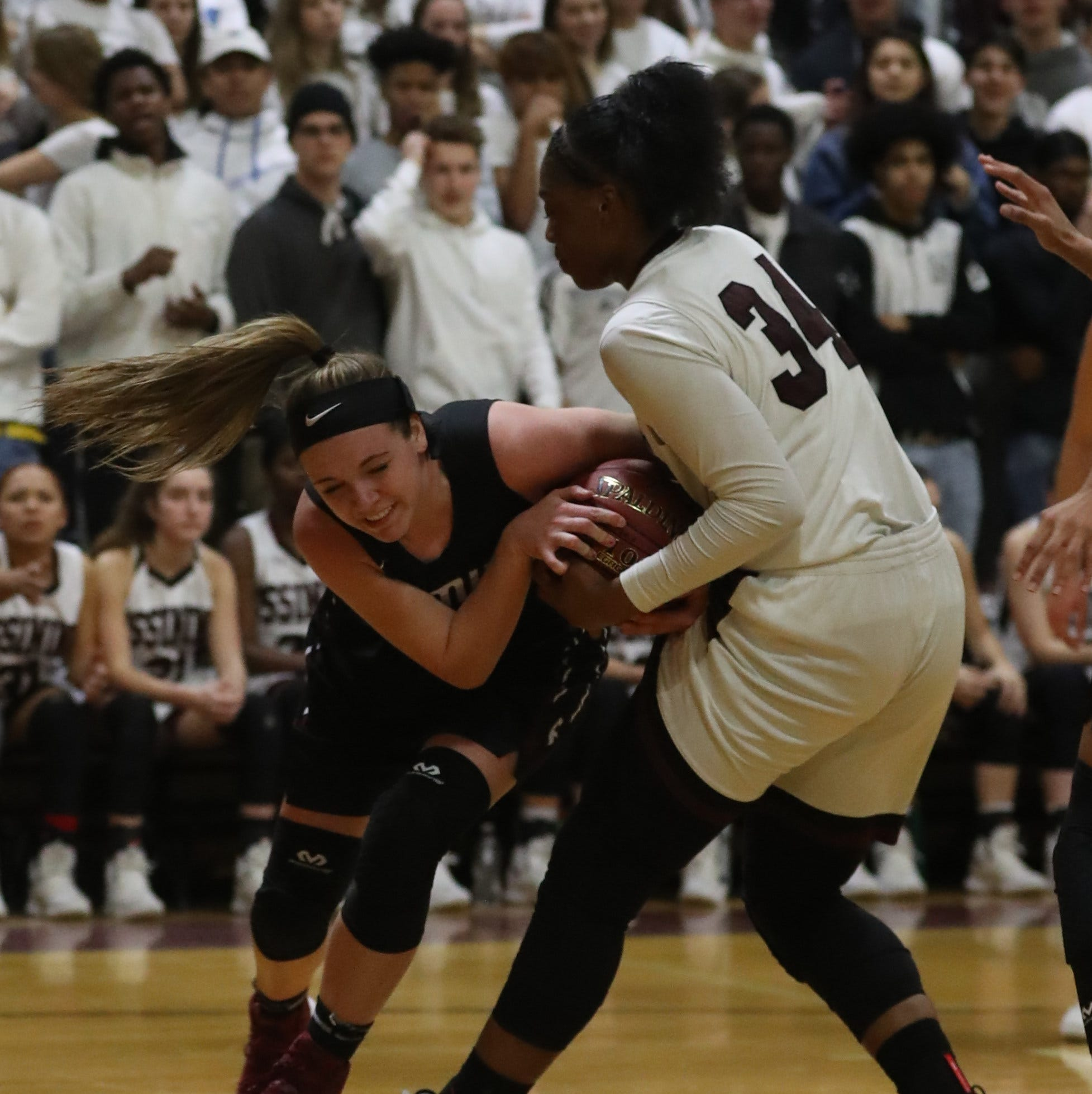 Ossining ends Elmira girls' season for third straight year in Class AA state tournament