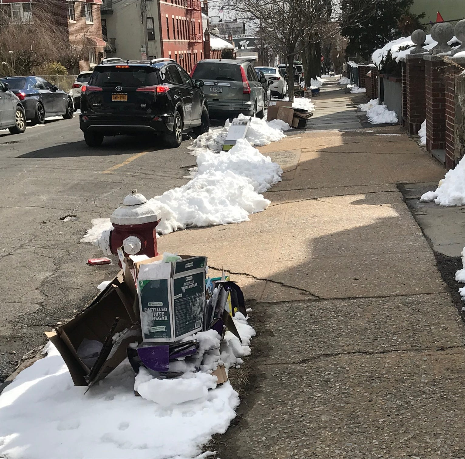 Mount Vernon recycling canceled due to unsafe garbage trucks
