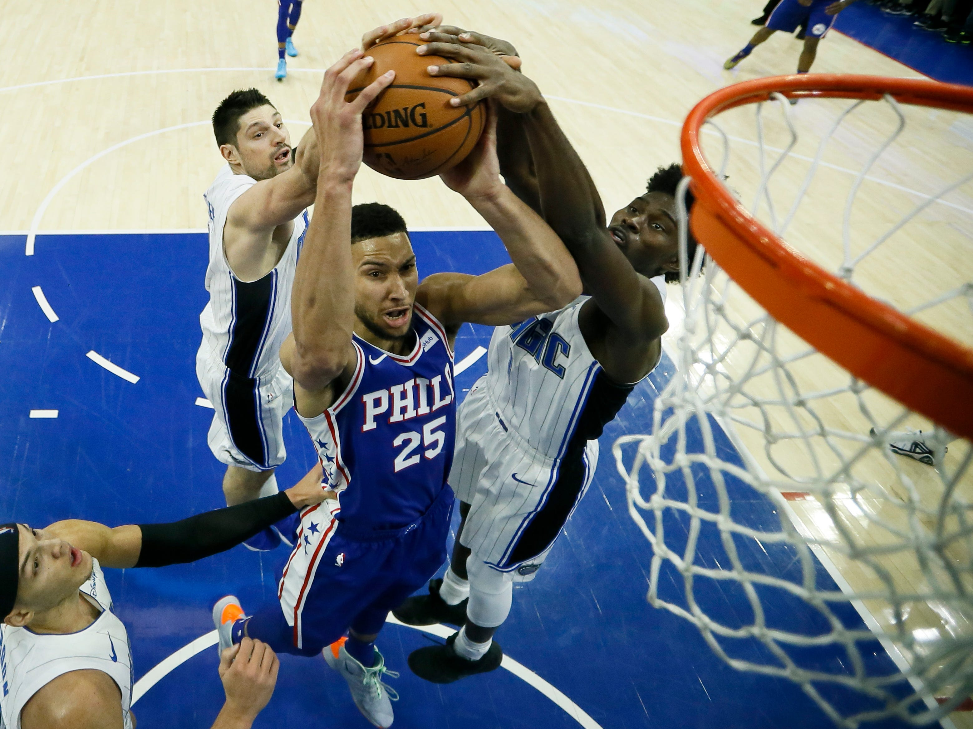 Frank: In some respects, Fultz following in Embiid's footsteps