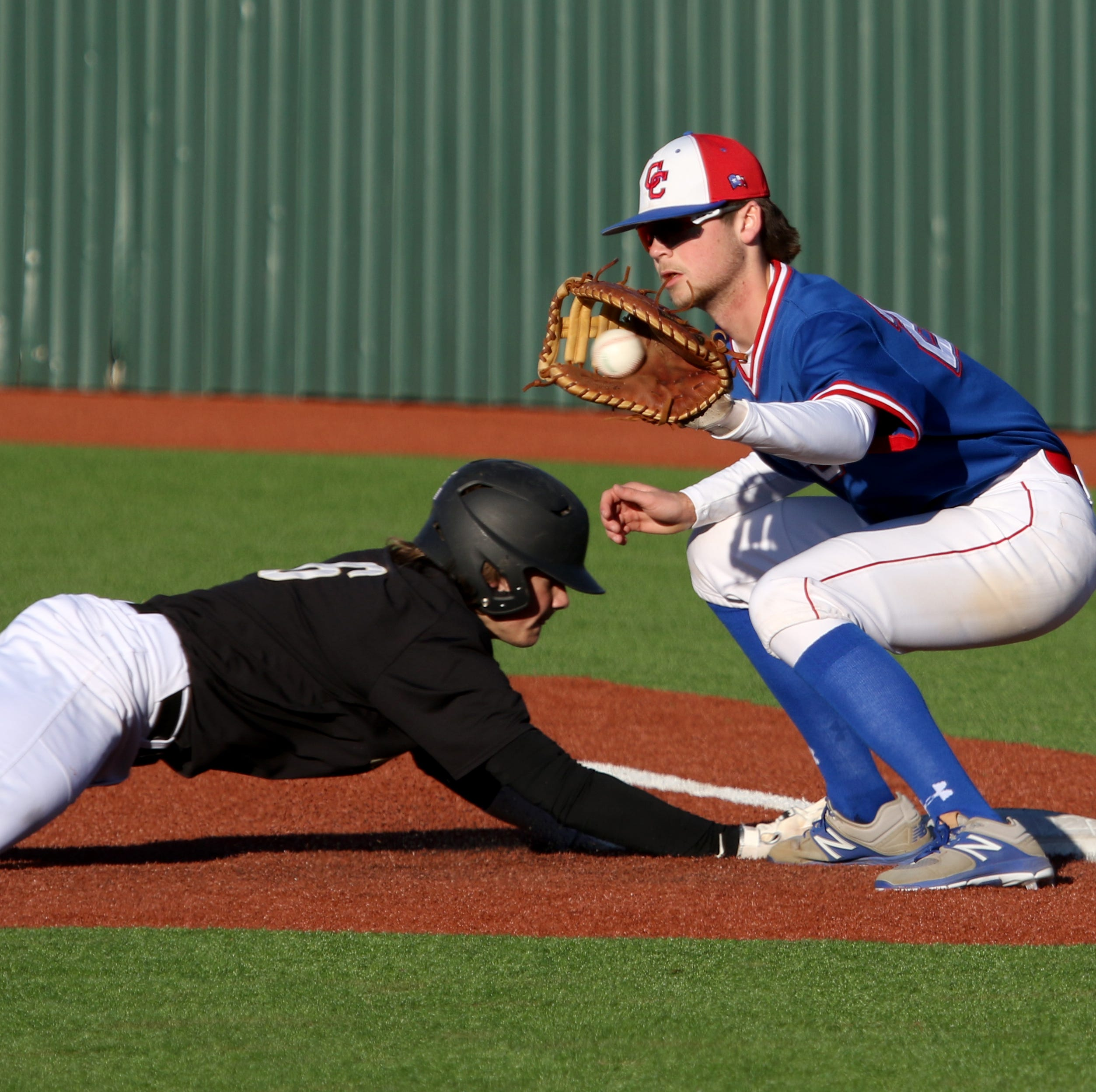 Baseball roundup: Rider, Old High lose district openers