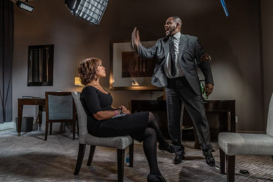 CBS THIS MORNING co-host Gayle King sat down with R&B singer R. Kelly Tuesday in Chicago for his first television interview since he was arrested on 10 sexual abuse charges. The interview airs Wednesday, March 6 and Thursday, March 7, on CBS THIS MORNING (7:00-9:00 AM).