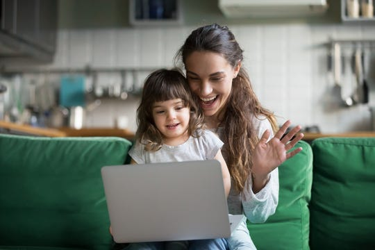 Eighty-four percent of survey respondents believe that technology has improved their connections with family and friends.