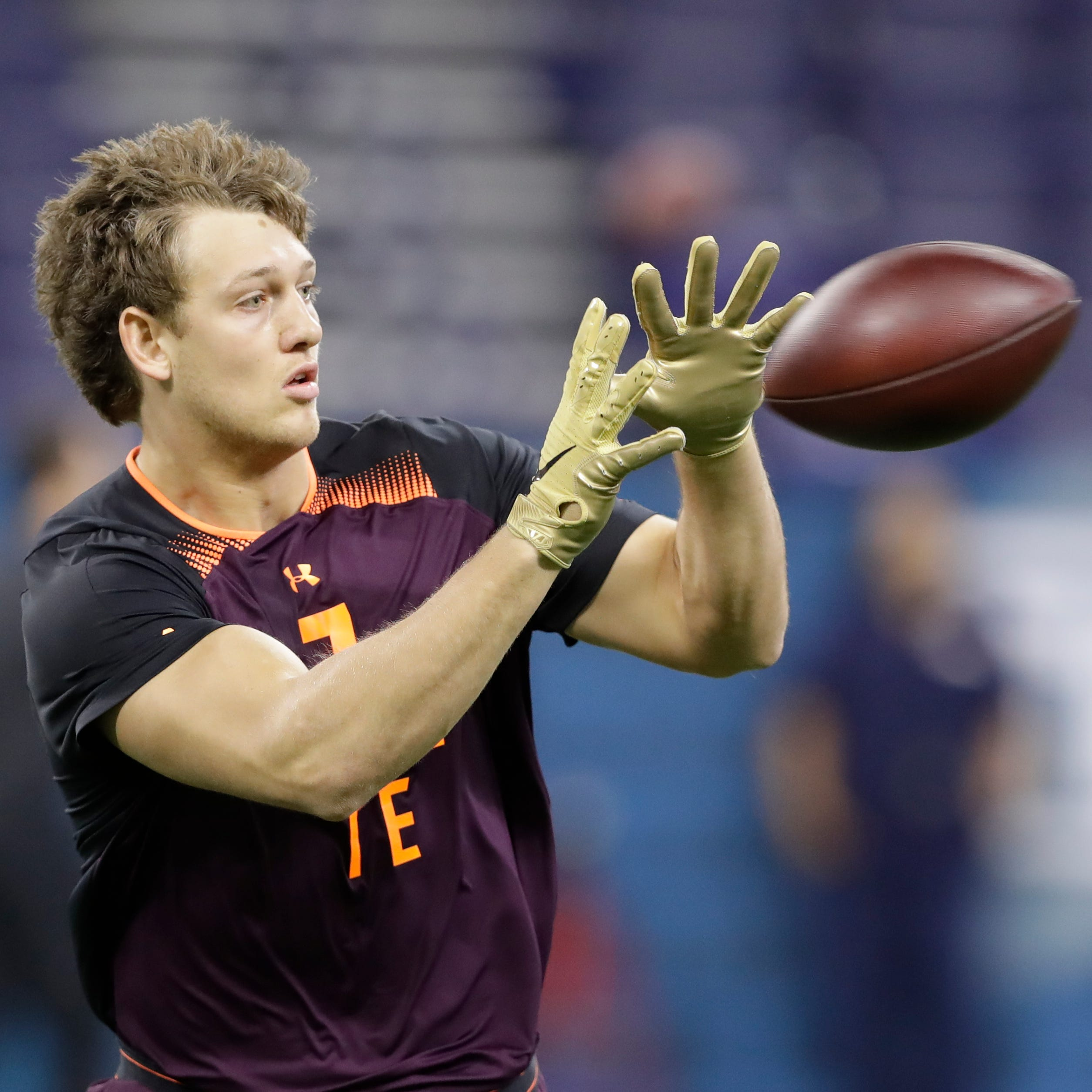 Todd McShay: T.J. Hockenson may be too good for Detroit Lions to pass up