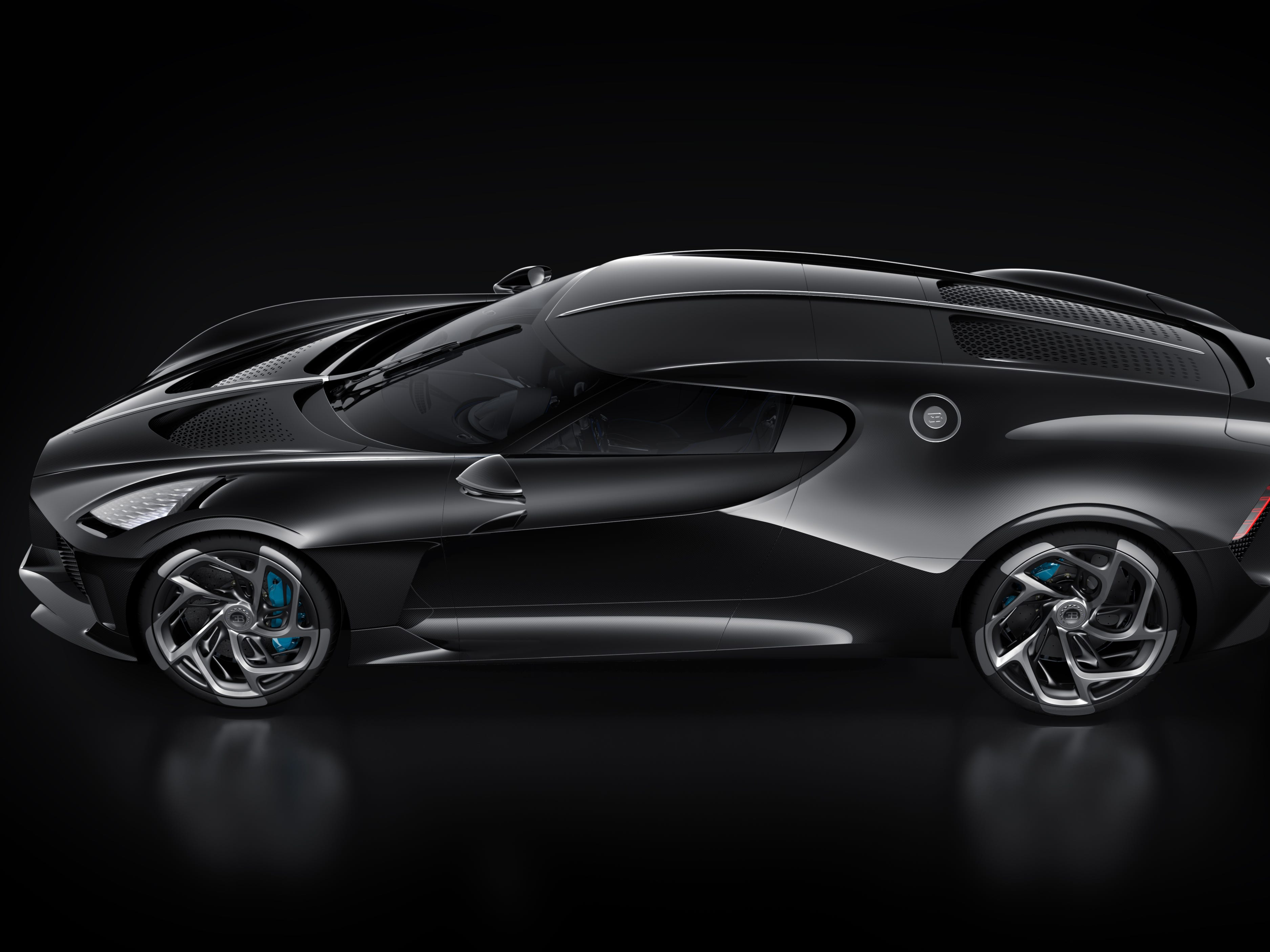 Bugatti's super-wealthy customers appreciate the brand's expertise in turning out cars to their exact specifications, according to the company's design director Achim Anscheidt.