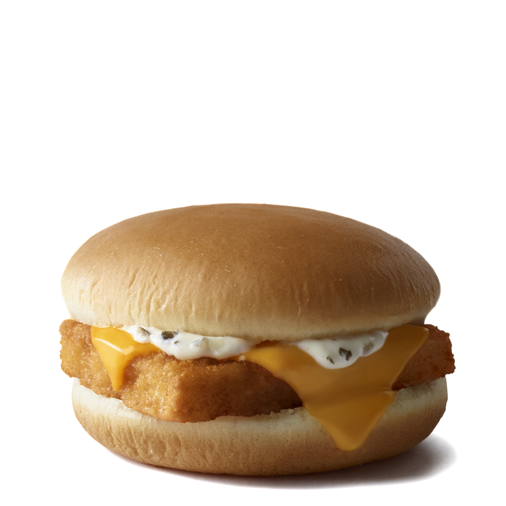 Lent is Filet-O-Fish season at McDonald's