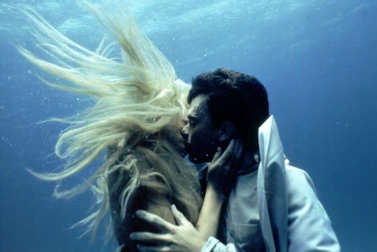 "Daryl Hannah and Tom Hanks found true love in ""Splash."""