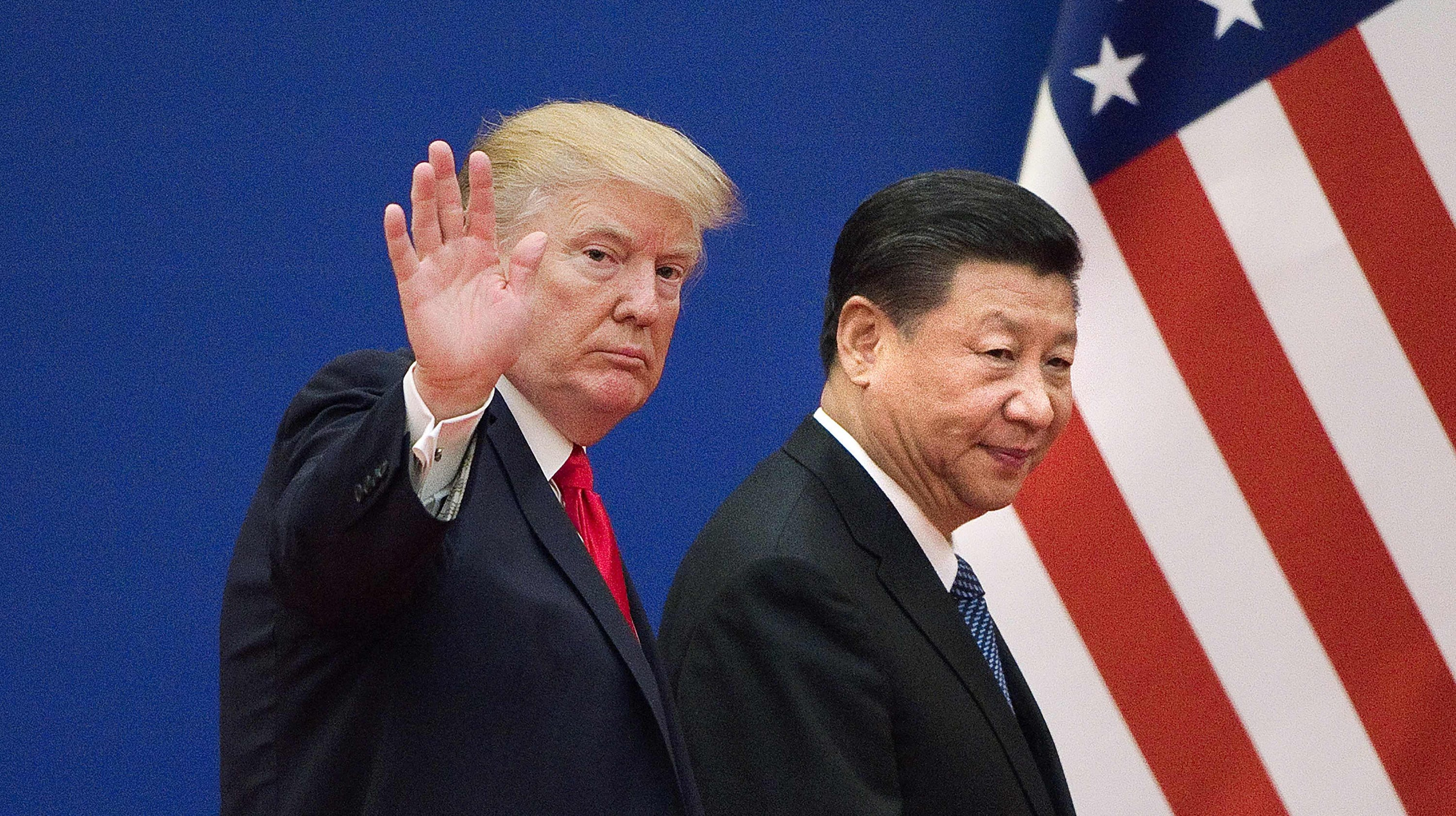 Trump Expected To Order Study Of >> Tariffs On China Trump Threatens Hike To 25 Hurting Consumers