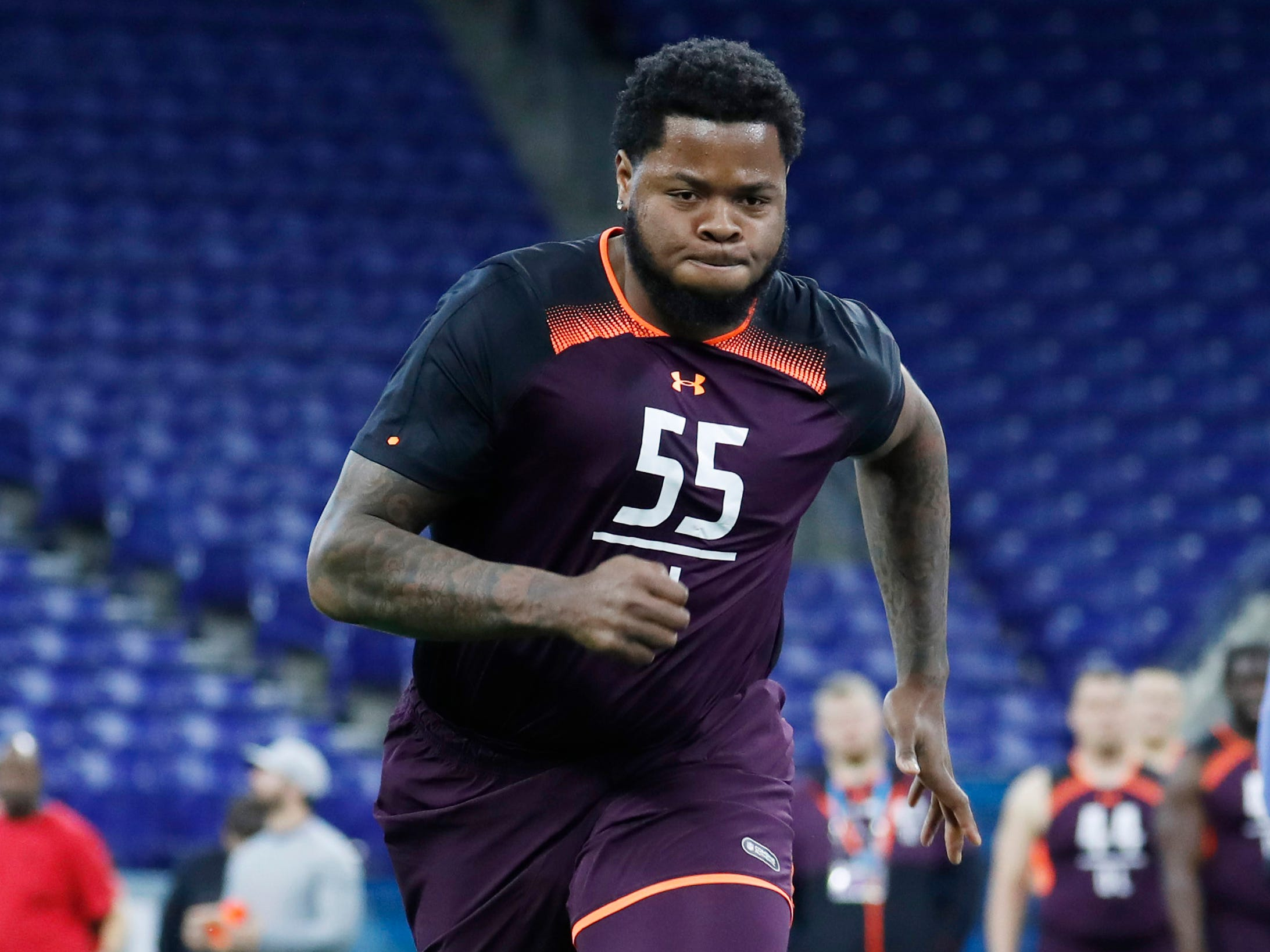 18. Vikings — Jawaan Taylor, OT, Florida