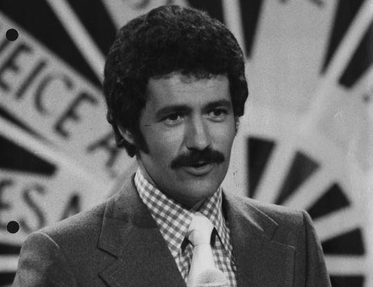 "Alex Trebek hosted ""Wizard of Odds"" for NBC in 1973. He has hosted ""Jeopardy!"" since its premier in 1984."