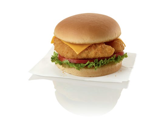 Chick-fil-A is selling a Fish Sandwich for Lent.