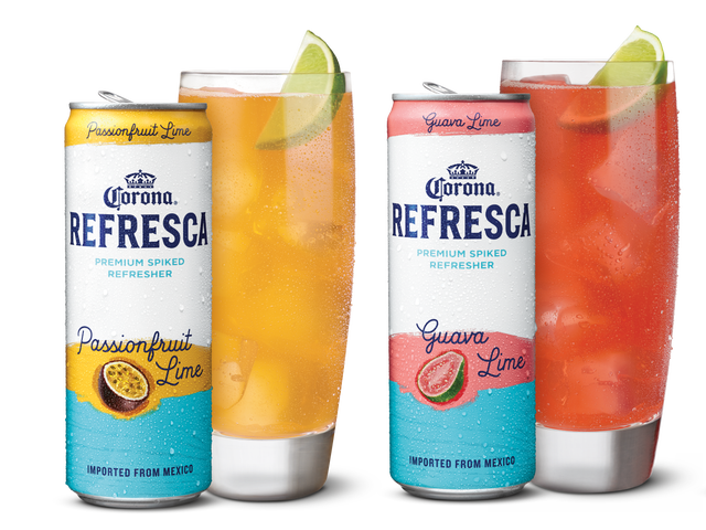 Corona Joining Non Beer Drink Trend With Lime Flavored Beverages