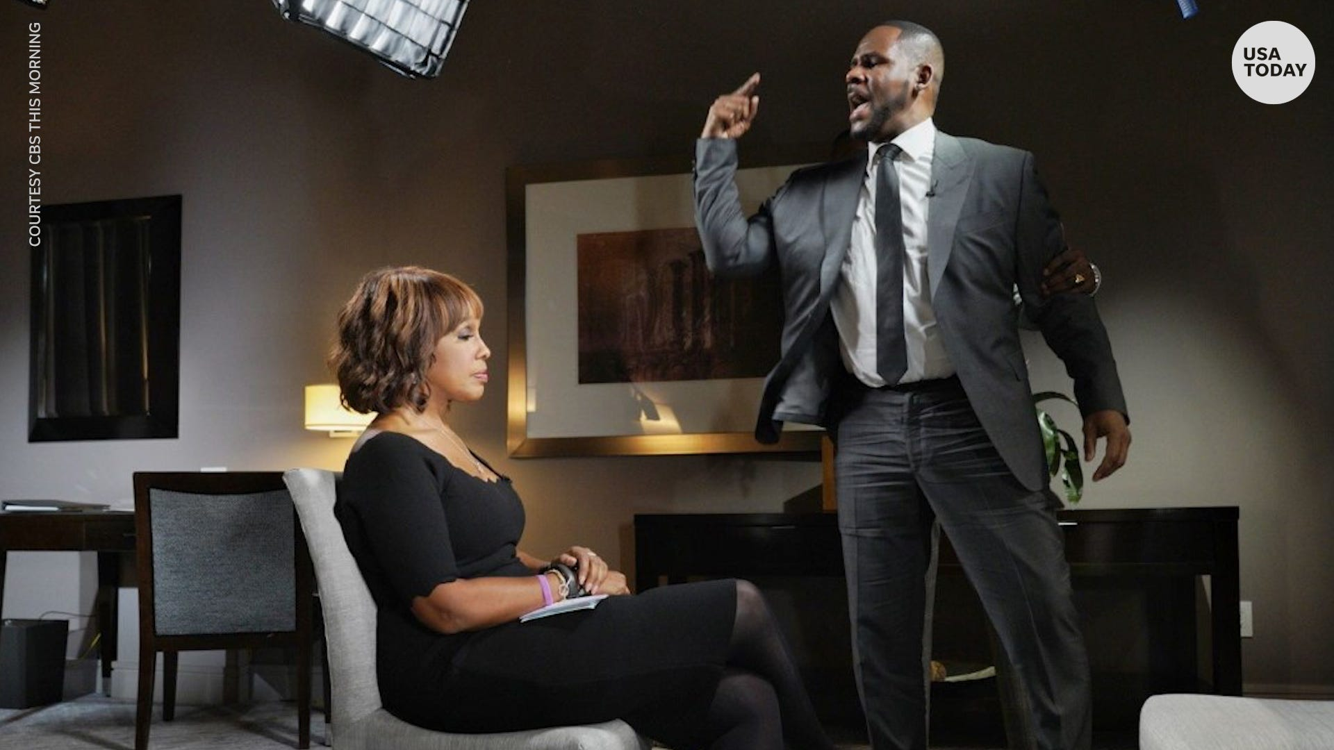 R  Kelly's explosive interview: 'I'm fighting for my f---ing life'