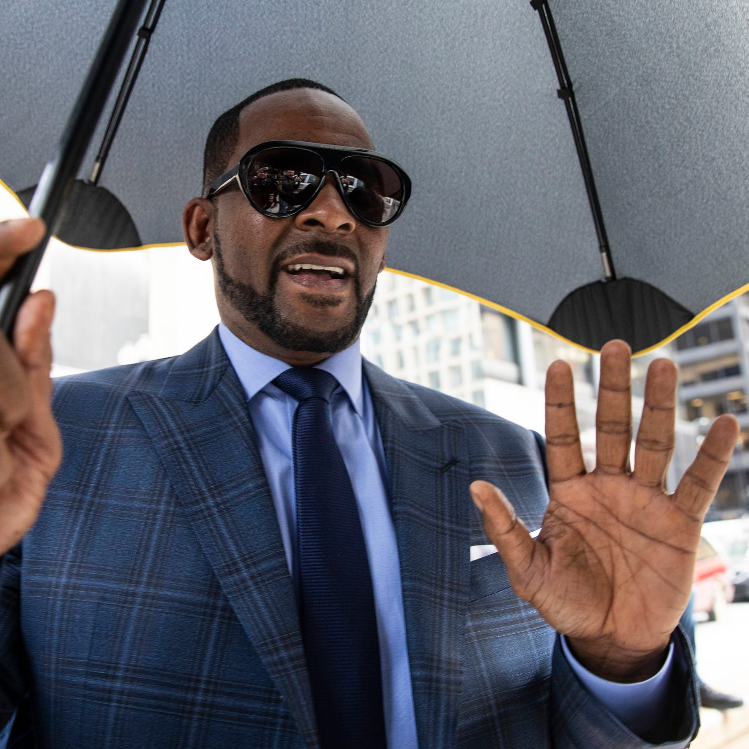 R. Kelly's ex-lawyer says he was 'guilty as hell' when he defended him years ago