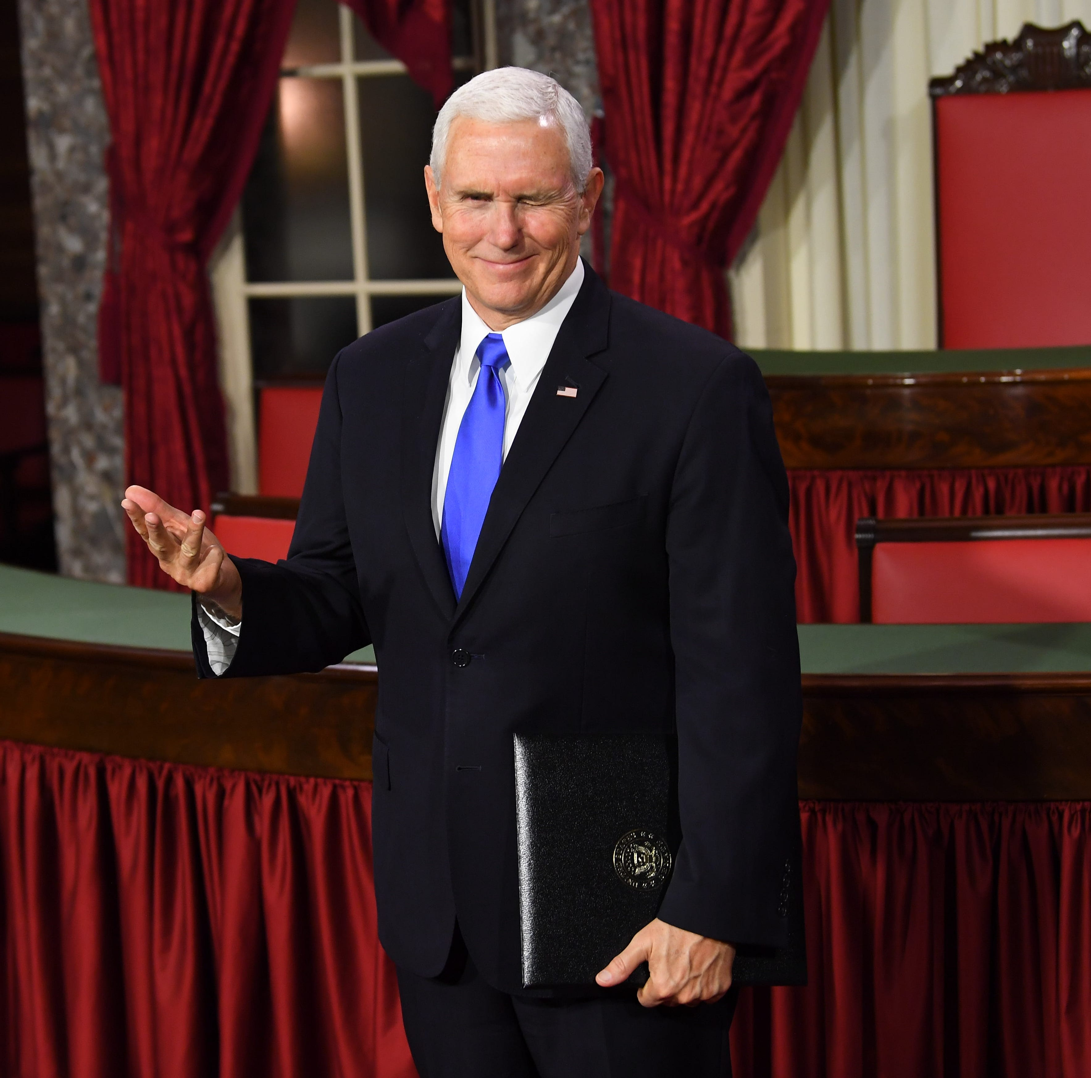Is Vice President Mike Pence a decent guy? Critics say LGBTQ stance, Trump loyalty raise doubts