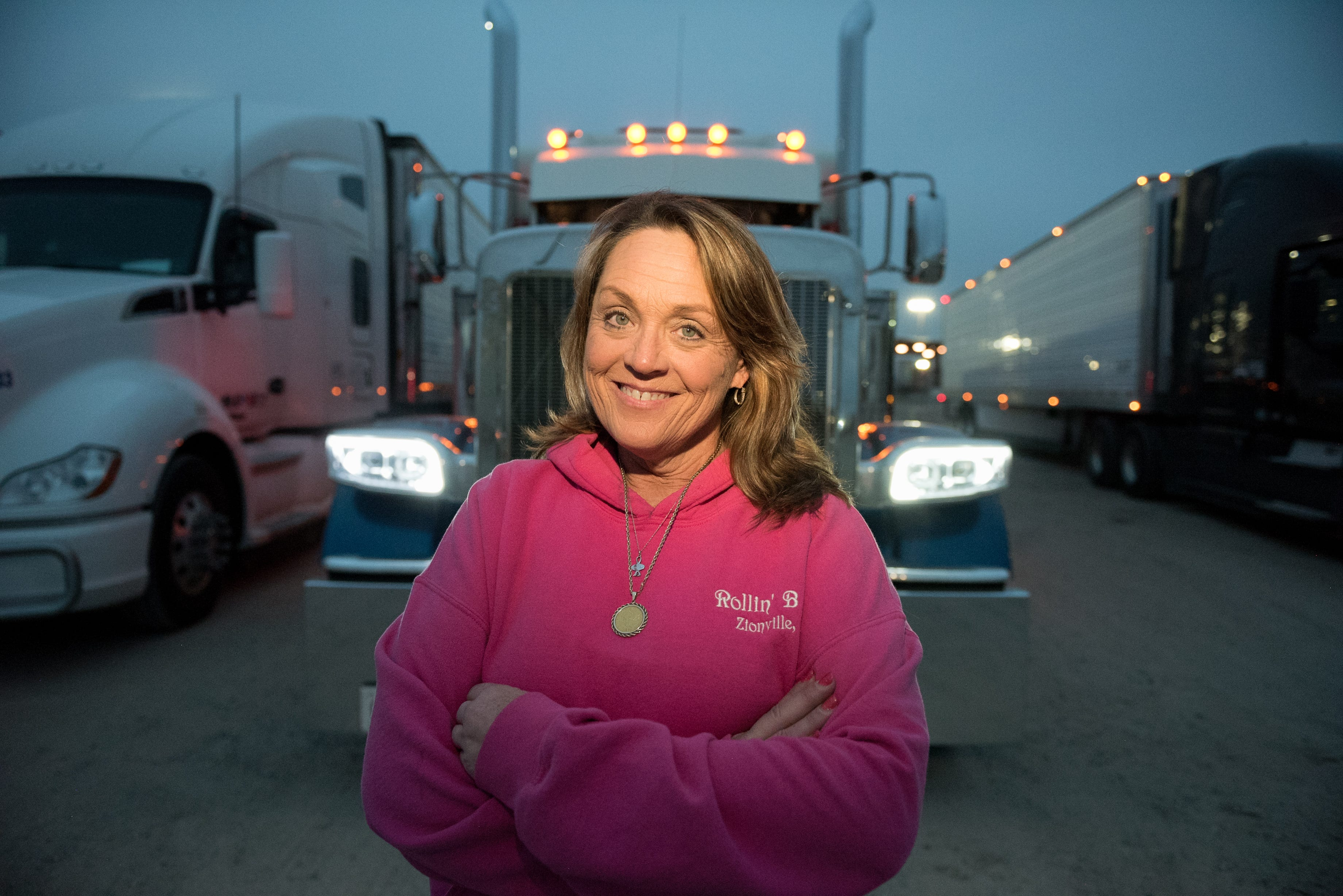 Truck drivers and safer sex