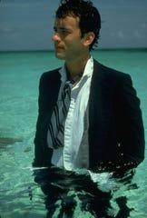 """Tom Hanks broke out in """"Splash."""""""